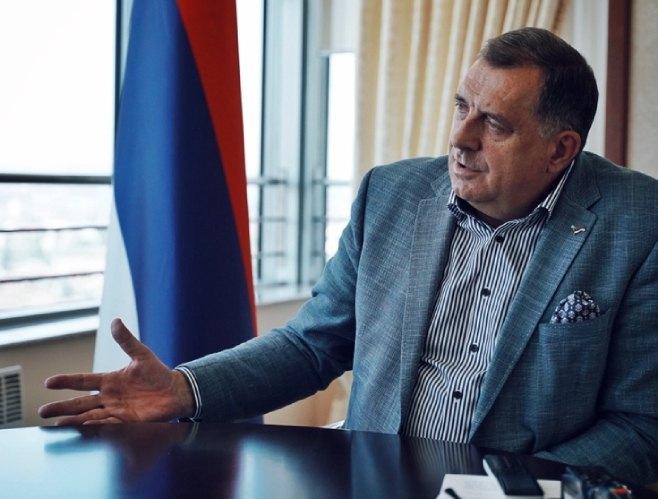 Milorad Dodik (Foto: riafan.ru) -