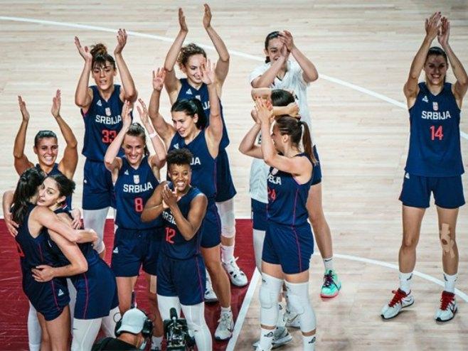 Košarkašice Srbije (foto: kss.rs) -