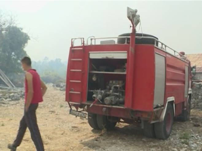 Požari u Hercegovini - Foto: RTRS