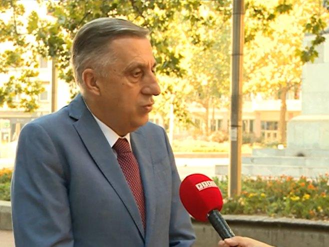 Mlađen Cicović - Foto: RTRS