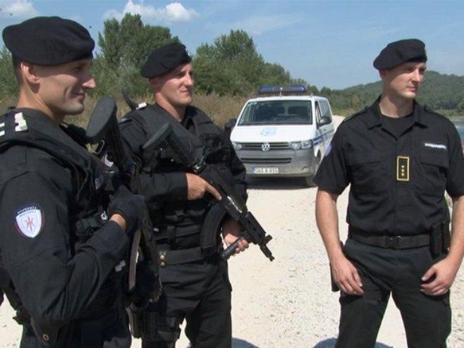 Žandarmerija Republike Srpske - Foto: RTRS