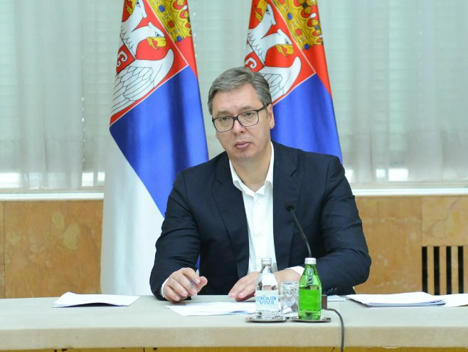 Aleksandar Vučić (Foto: Tanjug / STRAHINJA ACIMOVIC) -